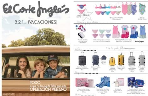 El corte ingles catalogo moda de ni os verano 2017 - Catalogo del corteingles ...