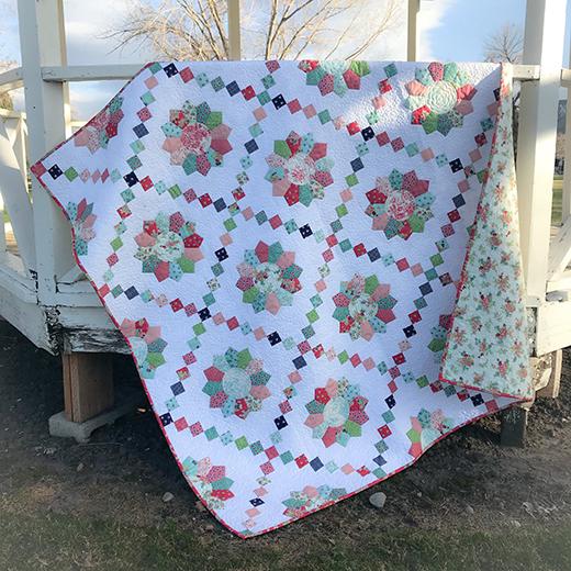 Katie Jane Quilt Free Pattern