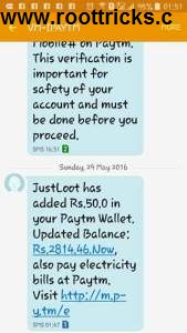 JustLoot App : Get 1400 Points Per Refer & Redeem Into Recharges Or Paytm +(Proof Added)