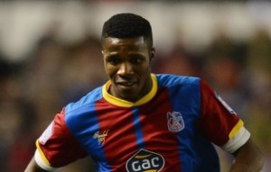 WILFRIED ZAHA WINS CHAMPIONSHIP PLAYER OF THE YEAR AWARD