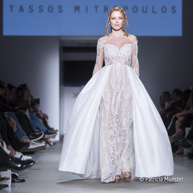 Tassos Mitropoulos Bridalwear - Spring-Summer 2017