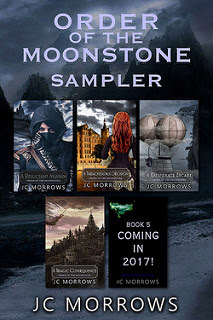 Order of the MoonStone series sampler