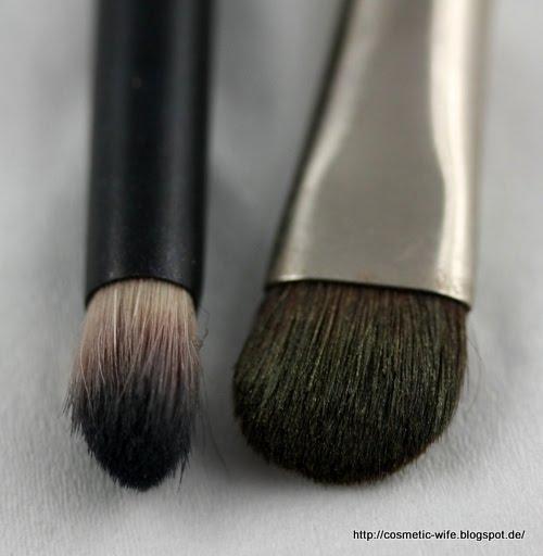 Trotz Mehrfachen Abstreifen Auf Einem Kosmetiktuch Sind Einfach Immer Noch Farbreste Enthalten