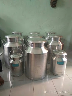 pengrajin milk can 50 liter
