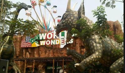 World Of Wonders tangerang