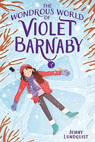 The Wondrous World of Violet Barnaby - 20 September