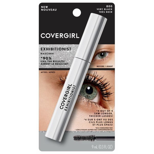 0cd8c72ab35 Review: COVERGIRL Exhibitionist Mascara #COVERGIRL ...
