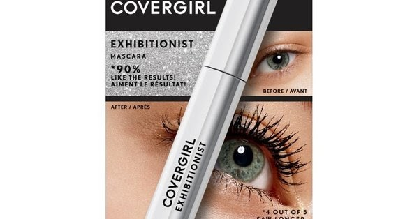 dc51c7e456b Review: COVERGIRL Exhibitionist Mascara #COVERGIRL #ExhibitionistMascara  #Mascara