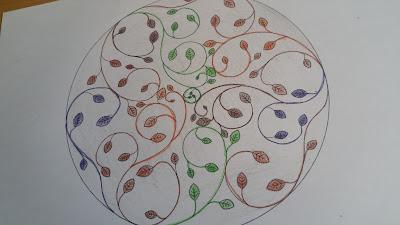 harmonise mon esprit par la Mandala
