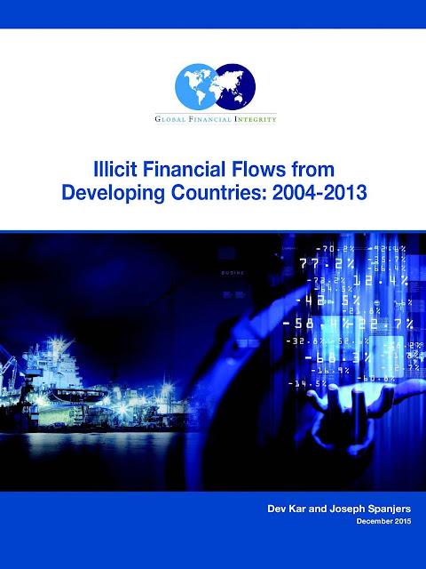 Países socialistas e comunistas lideram fluxos de dinheiro ilegal.  Confira relatório mundial completo em PDF