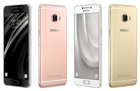 Hp Samsung Terbaru - Galaxy C9 Pro