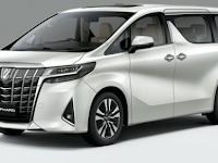 Harga Sewa Mobil Alphard di Bandung
