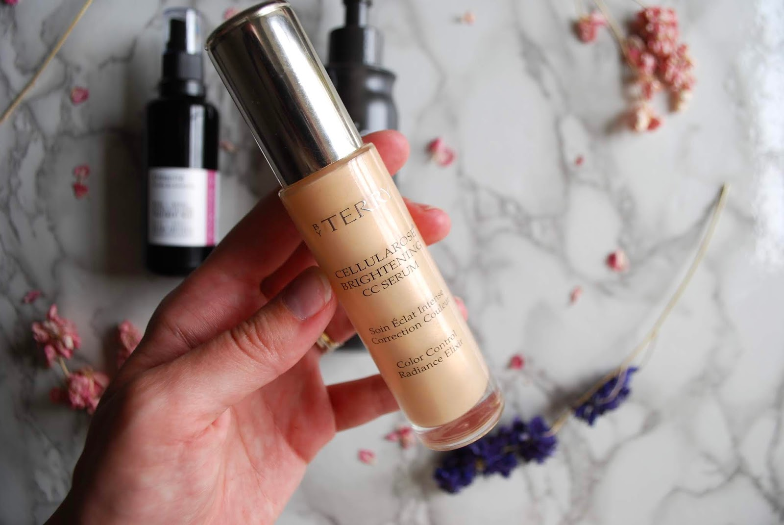 By Terry Cellularose Brightening CC Serum in Apricot Glow review
