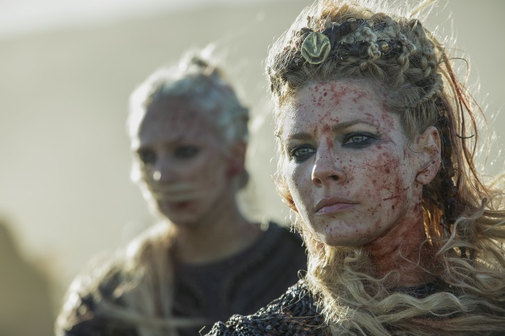 Vikings - Episode 5.08 - The Joke - Promo, Promotional Photos & Synopsis