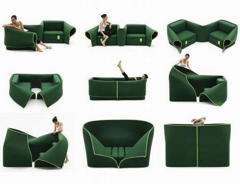 Sosia U2013 An Innovative Sofa Design