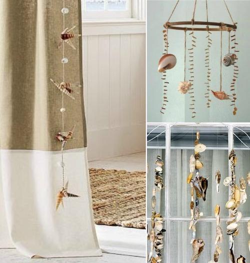 Seashell Garland Craft