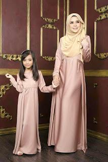 Model Busana Muslim Dress ketiga