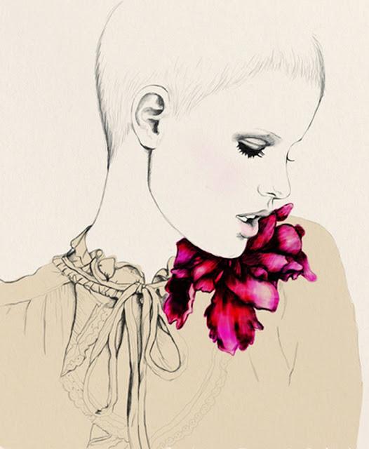 Sandra Suy, la elegancia en la ilustración  (1/3)
