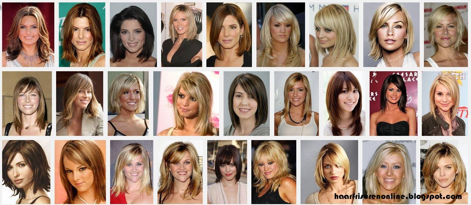 Frisuren Mittellang 2013  HaarfrisurenOnline