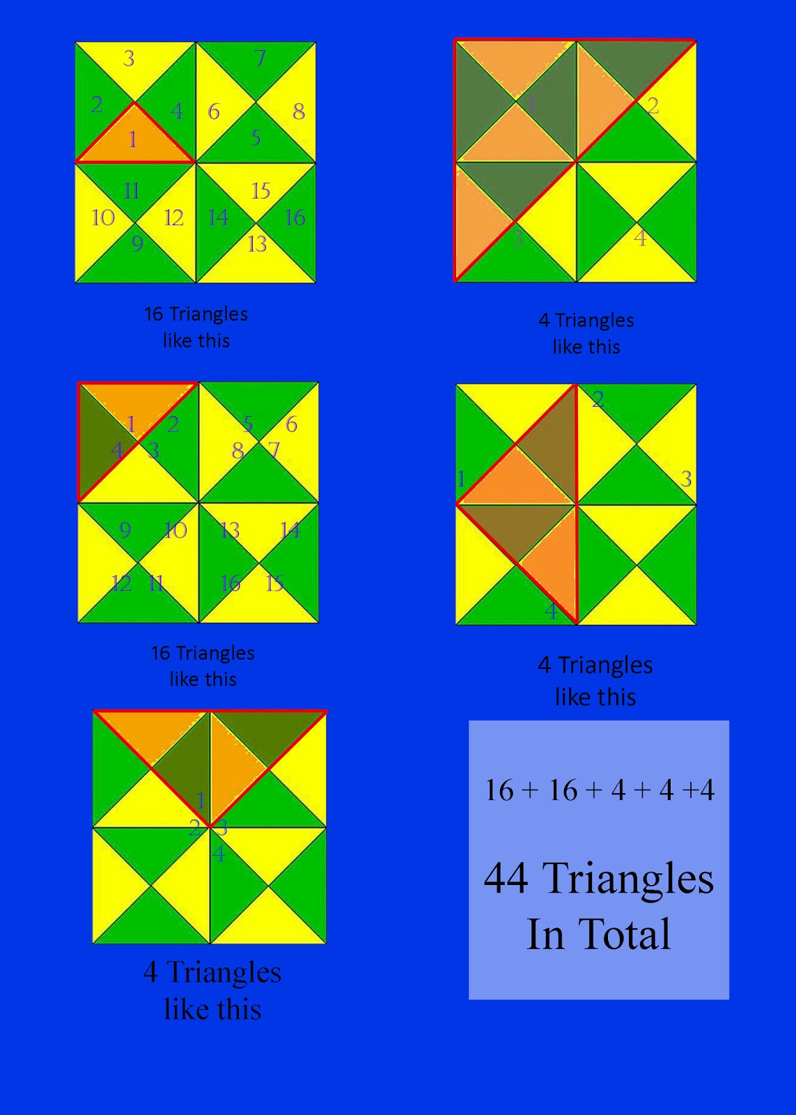 how many triangles are there in this diagram bf falcon wiring solution introspective world