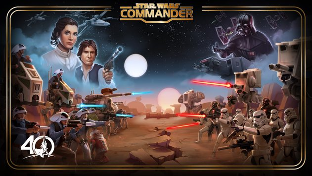 Download Game MOD Star Wars Tm : Commander Apk Mod Damage/Health Terbaru 2017 2