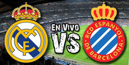 Real Madrid vs Espanyol en Vivo
