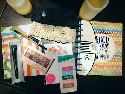 Happy Planner, Elf, Maybelline, Makeup, Headbands,Target