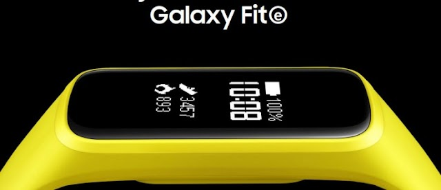 Samsung Galaxy Fit-e is included on the official website