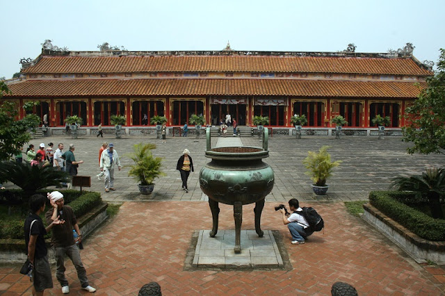 Vietnam's most visited palaces. 1