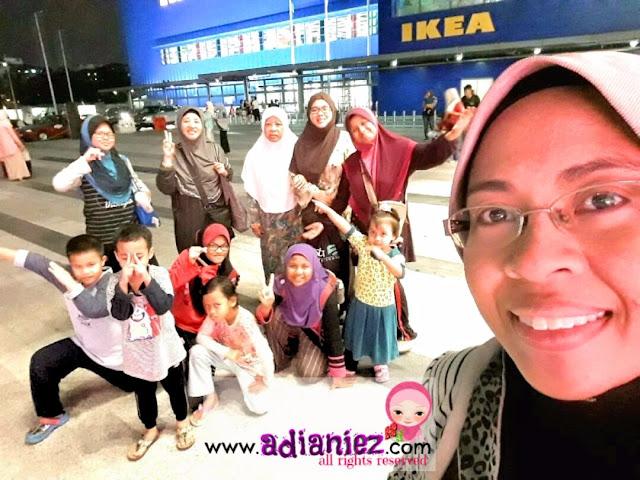 MRT | Ke Ikea Cheras Pula