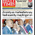 NAIJA NEWSPAPERS: TODAY'S THE DAILY TIMES NEWSPAPER HEADLINES [5TH JANUARY, 2017].