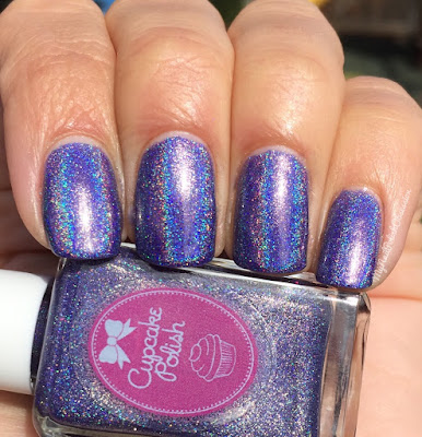 Cupcake Polish Butterfly Collection, Transformation