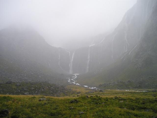 Fiordland National Park, Selandia Baru