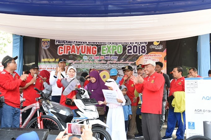 Cipayung Expo 2018 Ditutup