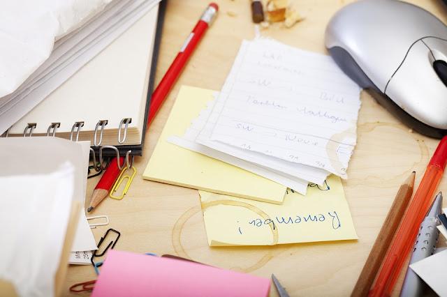 planificación de tareas del día a día