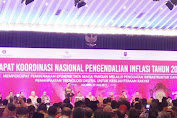 Bupati Kep. Selayar Hadiri Rakornas Pengendalian Inflasi 2017
