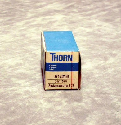 Thorn A1/216 24 Volt 150 Watt Projector Lamp