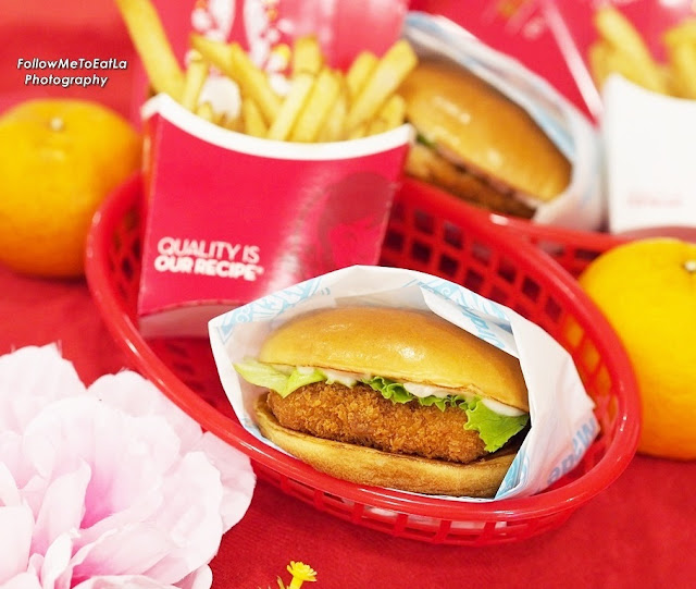 Have A HaHa New Year At Wendy's Malaysia With Shrimp Haha Burger