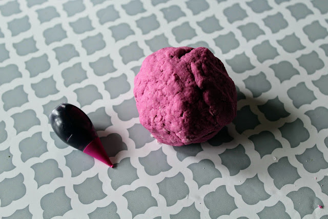 play doh made from hair gel