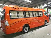 Jadwal Alloy Travel Executive Pemalang - Bandung PP