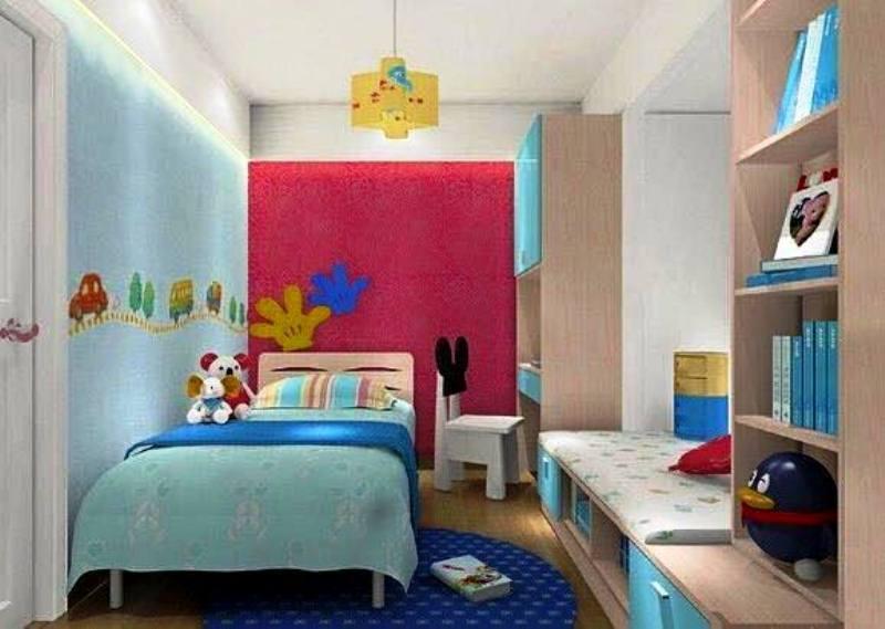 25 desain kamar tidur anak perempuan terbaru
