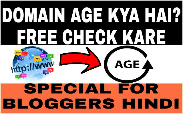 What is Domain Age ? | How to check Domain Age
