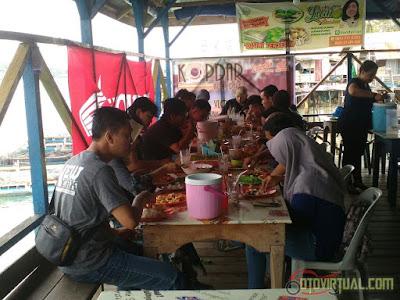 restoran seafood Jawa Melayu Tanjung Piayu Batam