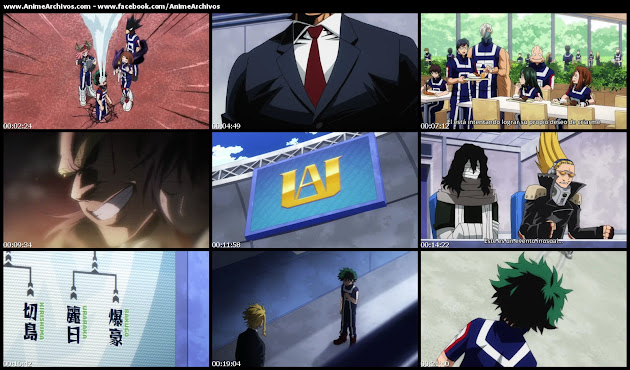 Boku no Hero Academia 2nd Season 6