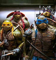Teenage Mutant Ninja Turtles 2: Out of the Shadows Review