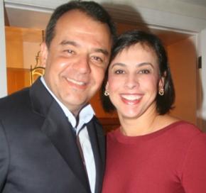 Mulher de Cabral recebia mochilas com R$ 300 mil semanais