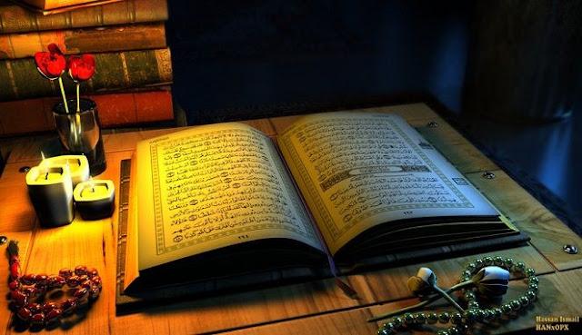 Quran itu alasannya dia akan tiba pada hari final zaman sebagai pemberi syafa Saat Kiamat Nanti, Al-Qur'an Akan Menjadi Penyelamat Bagi Kita