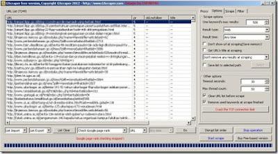 Belajar Teknik SEO Menggunakan Software Gratisan