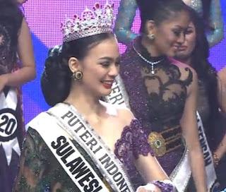 Juara Pemenang Puteri Indonesia 2016