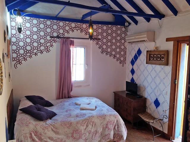 Casa rural arabe